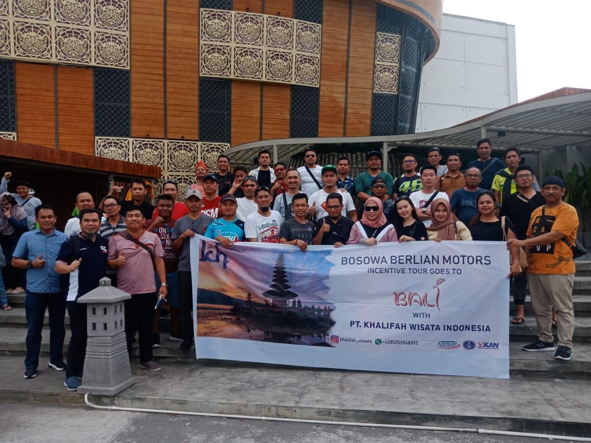 Grup Incentive tour Pt. Bosowa Berlian Motor Goes To Bali, Kunjungan ke The Keranjang