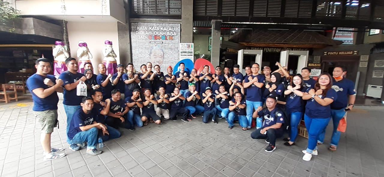 Grup Incentive tour Pt. Bosowa Berlian Motor Goes To Bali, Kunjungan ke Joger (Toko oleh-oleh)
