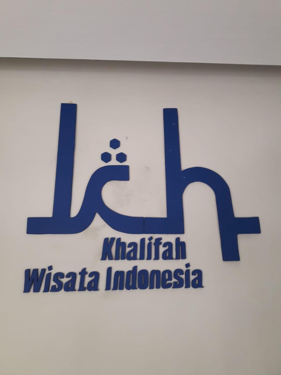 Kantor Khalifah Wisata Indonesia Pindah Sementara