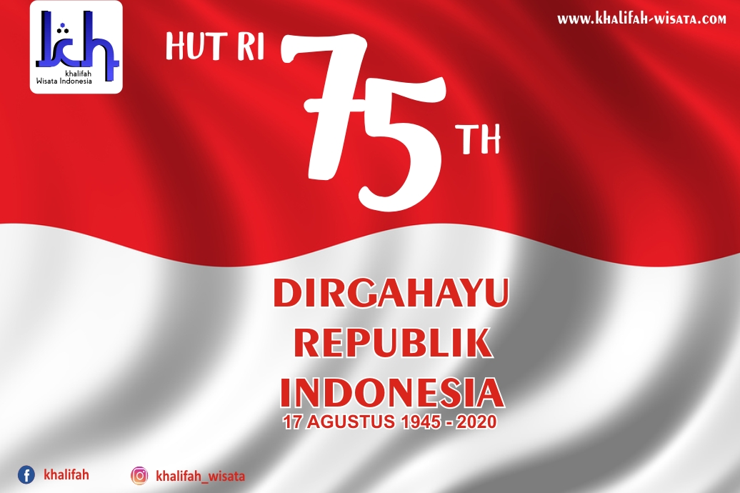 Dirgahayu Ke 75 Republik indonesia