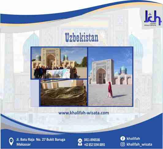 Wisata Tour Uzbekistan