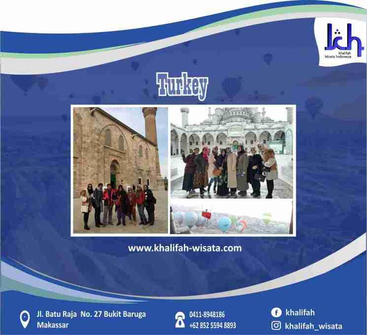 Wisata Tour Turkey